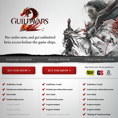 Guild Wars 2 Purchase Funnel
