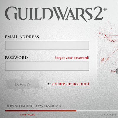 Guild Wars 2 Launcher
